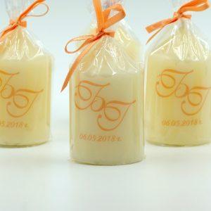 Сватбени подаръчета за гости с инициали - Снимка 5