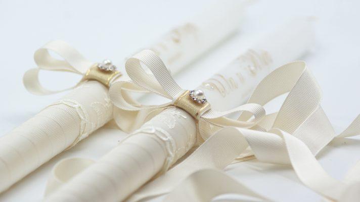 Сватбени свещи