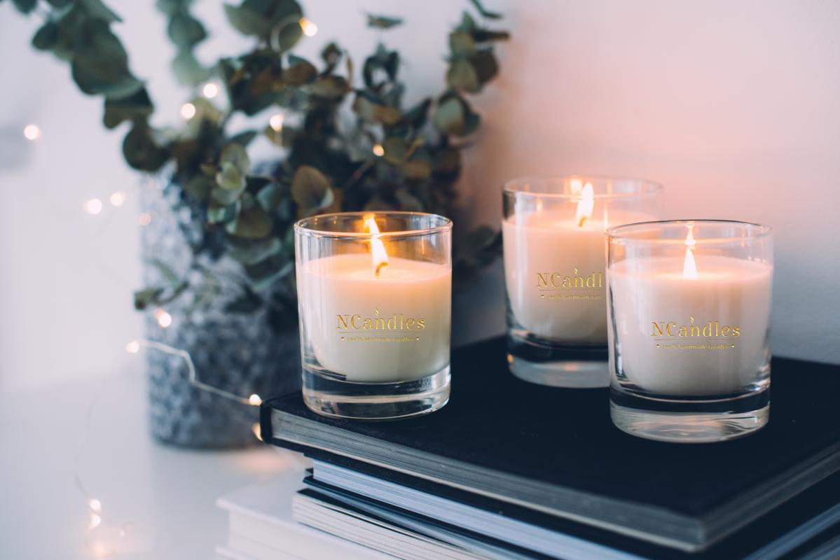 NCandles - Ръчно изработени свещи