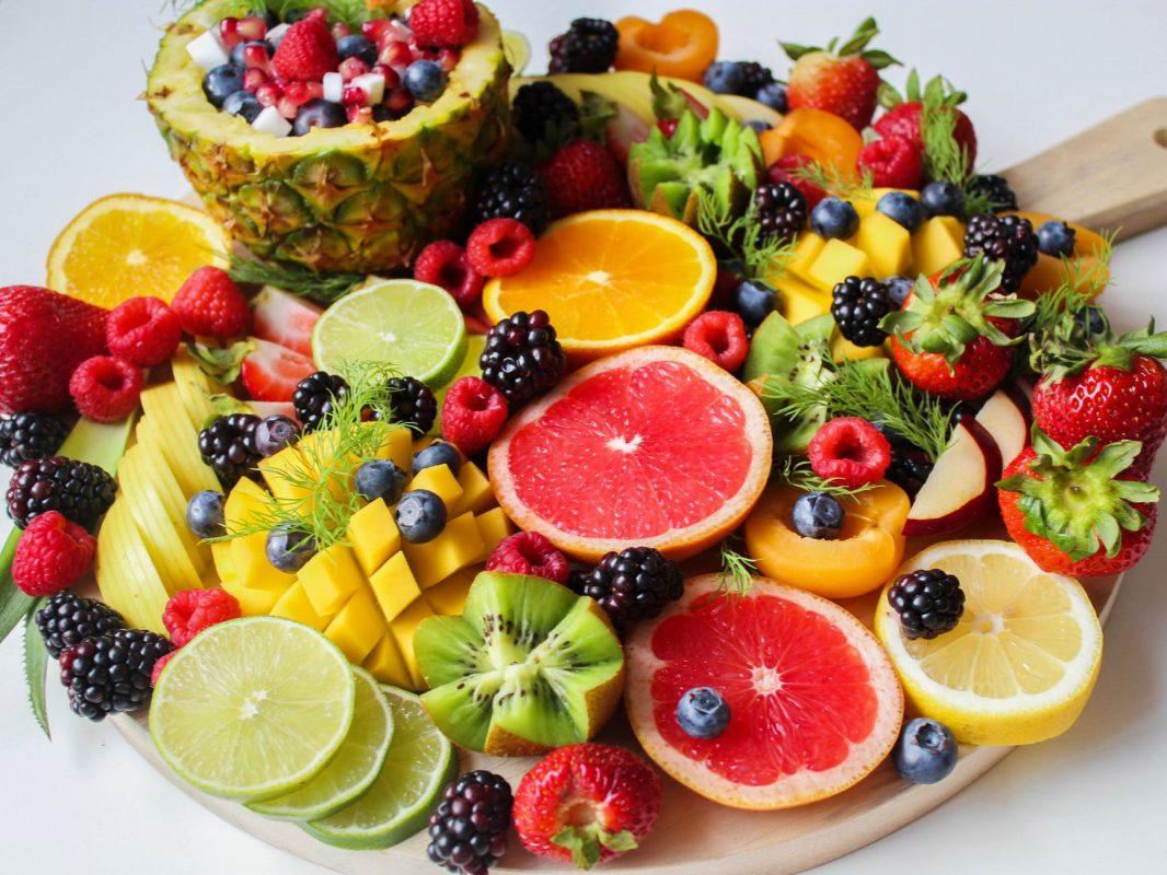 плодови аромати за свещи
