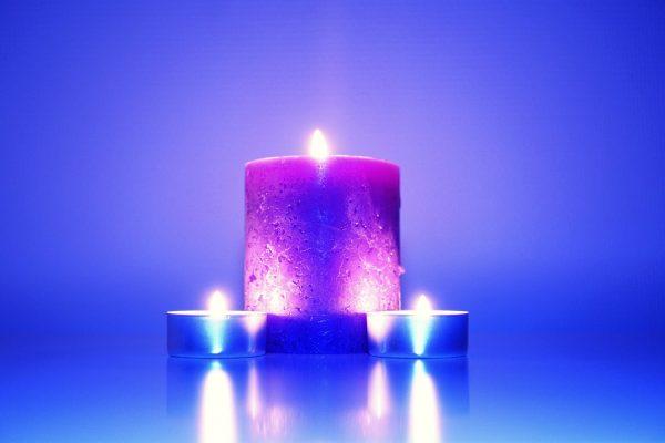 свещи по индивидуален проект