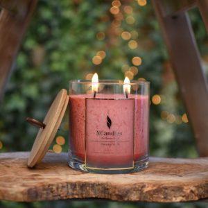 Ароматни восъчни свещи